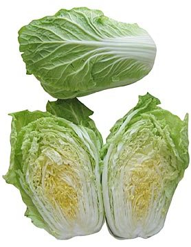 Cabbage Chinese (half) (WOMBOK)
