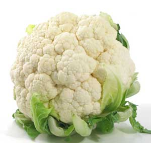 Cauliflower (whole)  on sale. Delivered in Melbourne