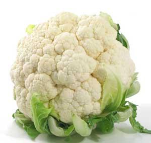 Cauliflower (half)  delivered in Melbourne