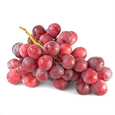 Grapes Red Seedless (approx 1 kg Vic)