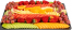 Fruit Platter - Large (suitable for 8-12 people) delivered in Melbourne