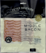 Peter Bouchier - Free Range Bacon MIDDLE 200g delivered in Melbourne