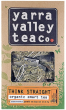 TEA- Yarra Valley Tea Co. ORGANIC - THINK STRAIGHT  (15 bags) delivered in Melbourne