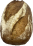 Bromleys Bakery - Light Rye sourdough (NOT SLICED) (Must order 10 am cutoff for next day delivery) delivered in Melbourne