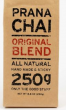 Tea- PRANA CHAI ORIGINAL (250gms) delivered in Melbourne